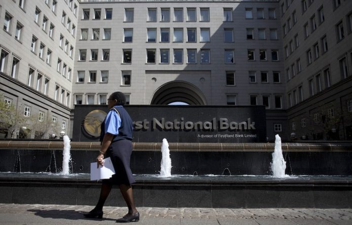 Uncertainty over a credit rating downgrade could be one of the issues weighing on the country's major banks.