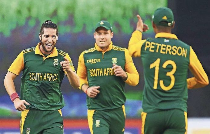 Strong comeback: After a strong showing in the domestic season Wayne Parnell could be a key player for the Proteas in the West Indies.