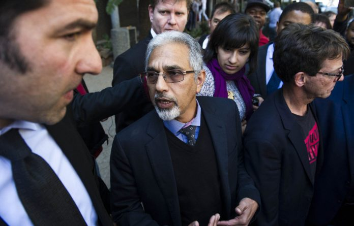 Due process: Ivan Pillay