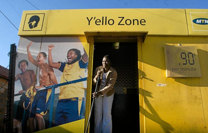 Knockout strategy: MTN seized the window of opportunity to expand into Africa.