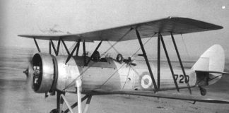 Let's go fly a kite: An Avro Tutor 720 of Central Flying School