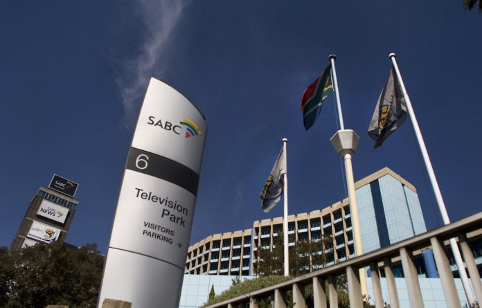 Just acting: Simon Tebele in an affidavit claims the former SABC chief exective was party to the decision to fire journalists.