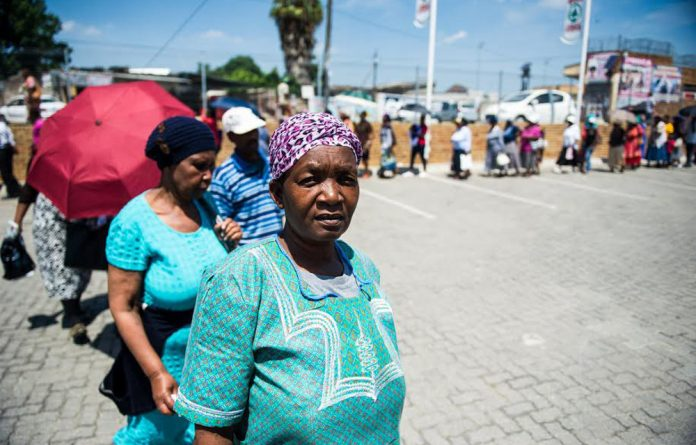 End of the line: 17-million South Africans
