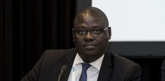 Begoto Miarom has the unenviable job of heading the African Union's corruption board against fraud in Africa.