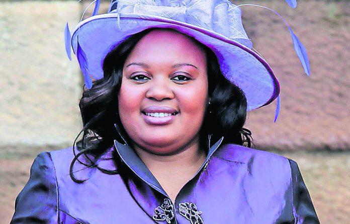 The NPA has yet to receive a docked on Nompumelelo Ntuli-Zuma's alleged poison plot.