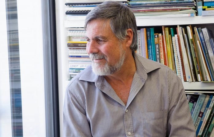 Professor Robert Scholes works in systems ecology at the University of the Witwatersrand