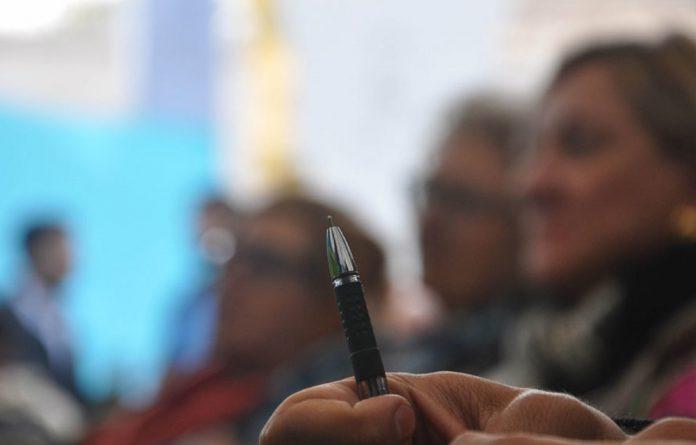 The Zee Jaipur Literature Festival runs in Jaipur
