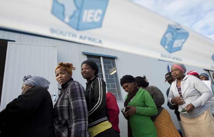 South Africans have 90 days until they head to the polls.