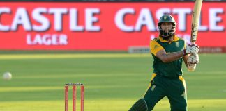 Hashim Amla punished a lacklustre West Indian bowling attack as he and Rilee Rossouw equalled their own South African record.