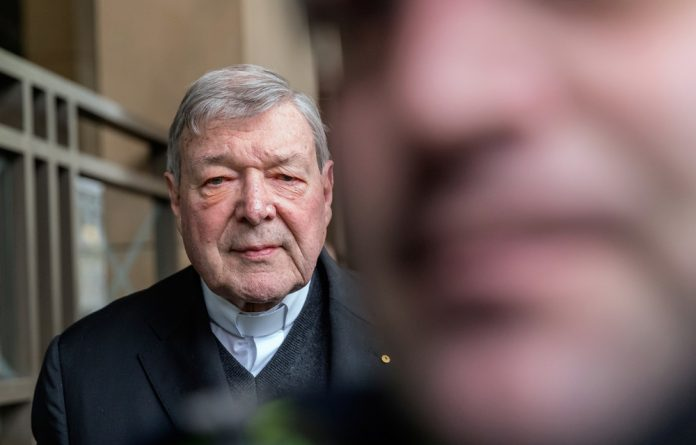 Pell was one of the Pope Francis' most trusted aides