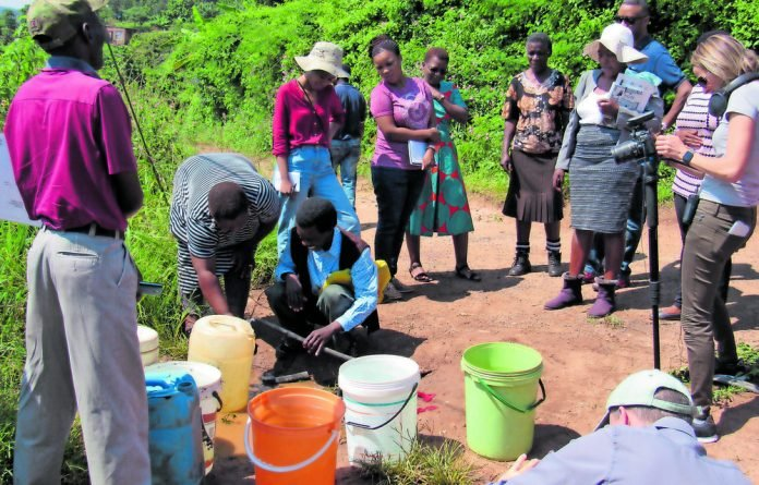 Access to quality water is a fundamental human right