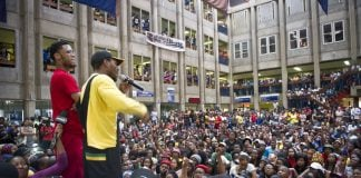 Mcebo Dlamini believes he will succeed during the ANC Youth League's elections.