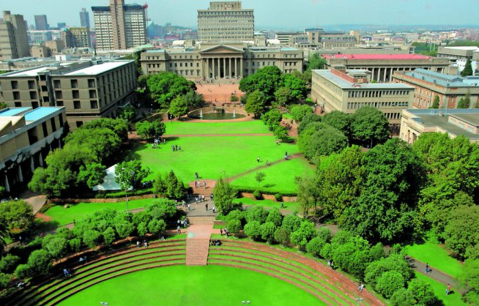 Wits University helps students address the challenges that societies face today