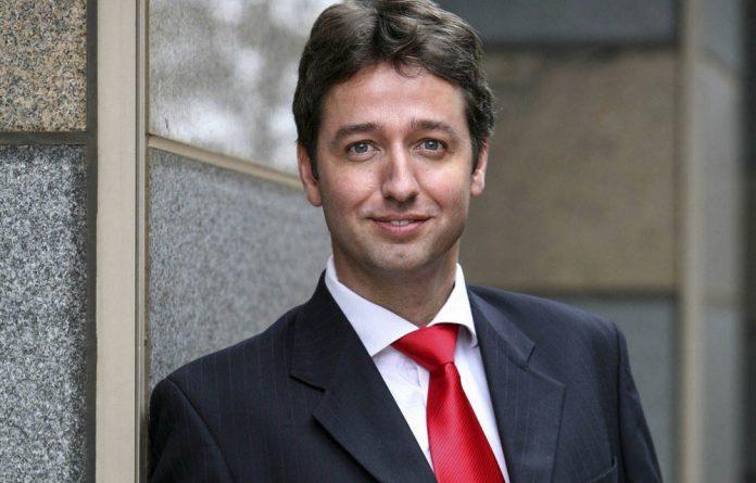 Henk de Hoop of Rand Merchant Bank