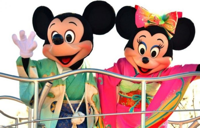 The 2-D drawing of Disney characters like Mickey and Minnie Mouse may be a thing of the past.