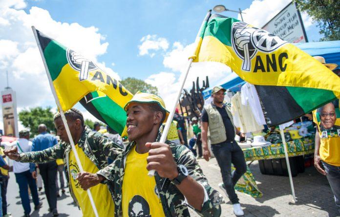 Amidst wet and cold weather, supporters from across the country came out in their numbers to fill the 40 000 seater Orlando Stadium in Soweto.