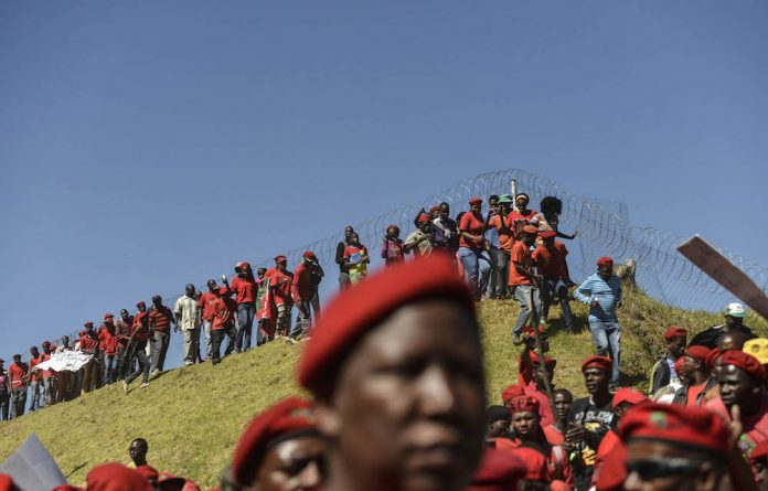 Hot air: The EFF's stance is radical indeed