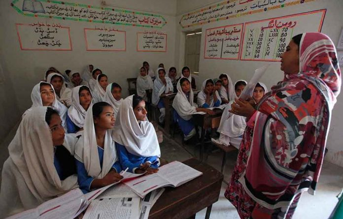 Atiyya Patel says her school allows for Islamic and secular education to be taught under one roof