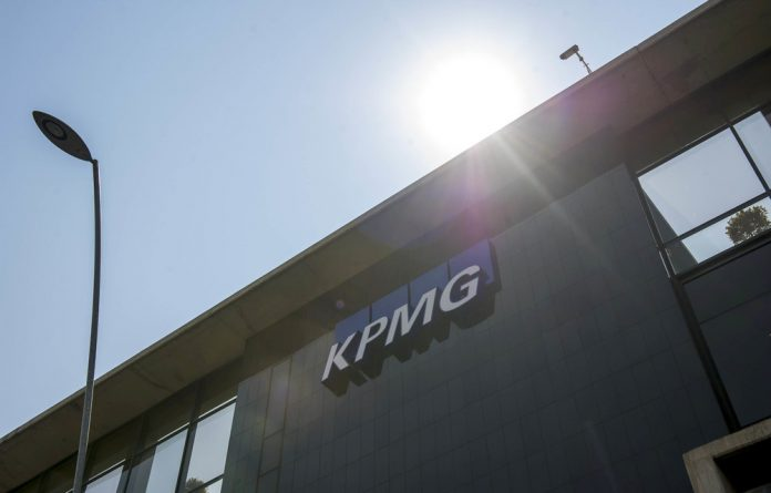 Accountable: KPMG has come in for a lashing in South Africa for its entanglement in state capture