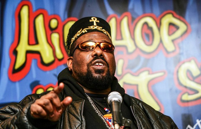 Ron Savage and others have accused US rap artist Afrika Bambaataa