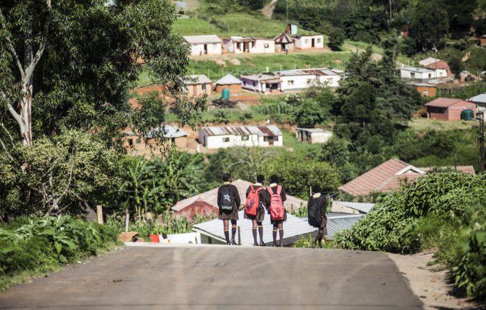 Dead end:The Zuma clan dominates local politics in KwaNxamalala