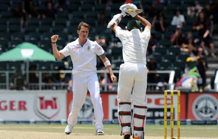 Proteas' bowler Dale Steyn.