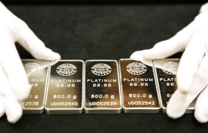 Shine on: Northam Platinum's shares shrugged off the disruptions at the Zondereinde mine this week