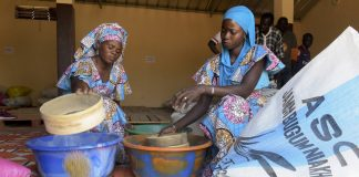 Women power: Tenning Ngom
