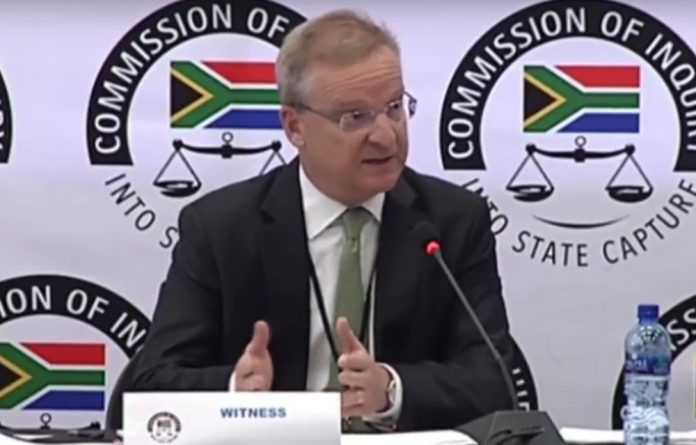Mike Brown told the commission that he did not leave a 2016 meeting at Luthuli House feeling pressured to reverse the bank's decision on the accounts of the Gupta-owned companies.