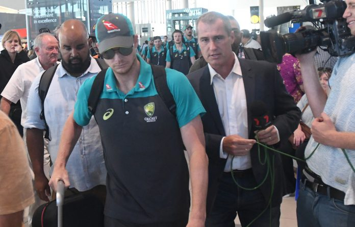 Former Australian cricket captain Steve Smith.
