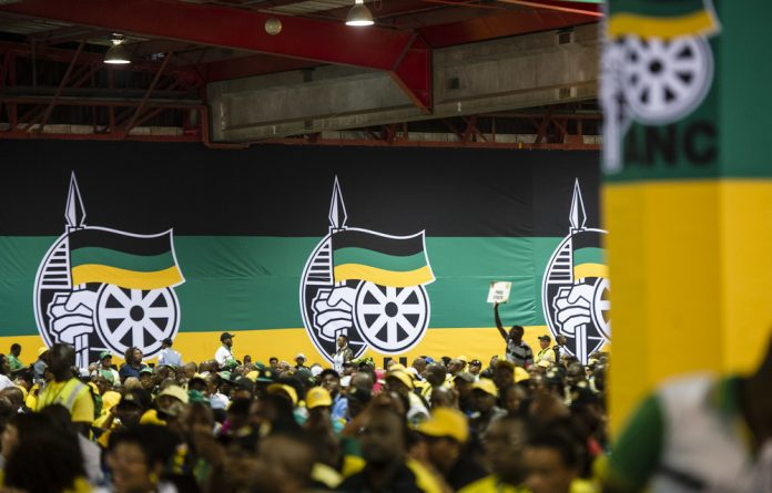 "The ANC has not emerged from the conference as a more ""radical"" party."