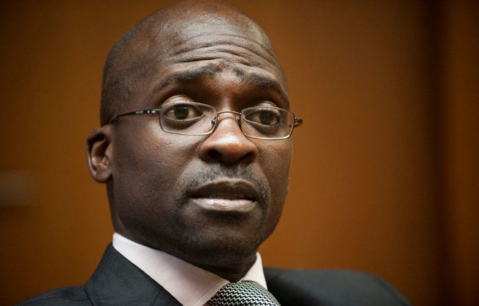 Public Enterprises Minister Malusi Gigaba has an unenviable job