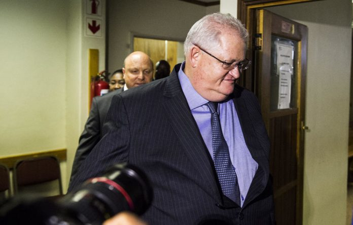 Former Bosasa chief operating officer Angelo Agrizzi.