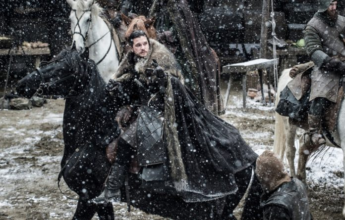 King of the North Jon Snow.