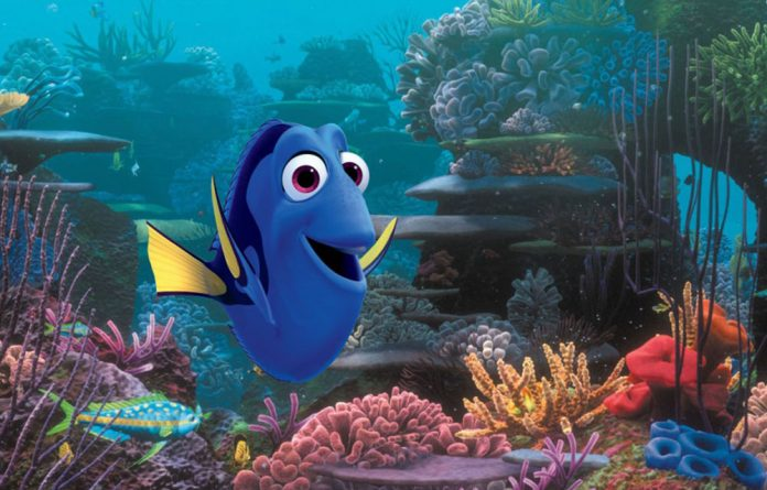 Finding Dory will focus on the absent-minded