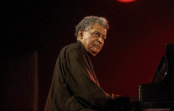 Abdullah Ibrahim has much poetry to offer and evokes memories of a bygone time.
