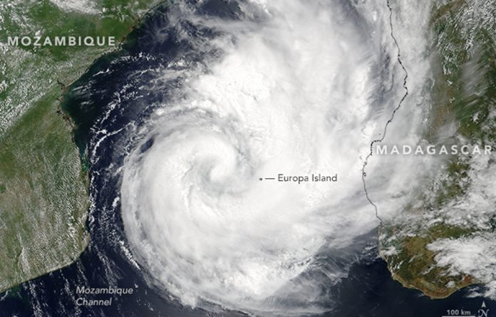 Although tropical cyclone Dineo has been downgraded from a category four tropical cyclone to a tropical depression