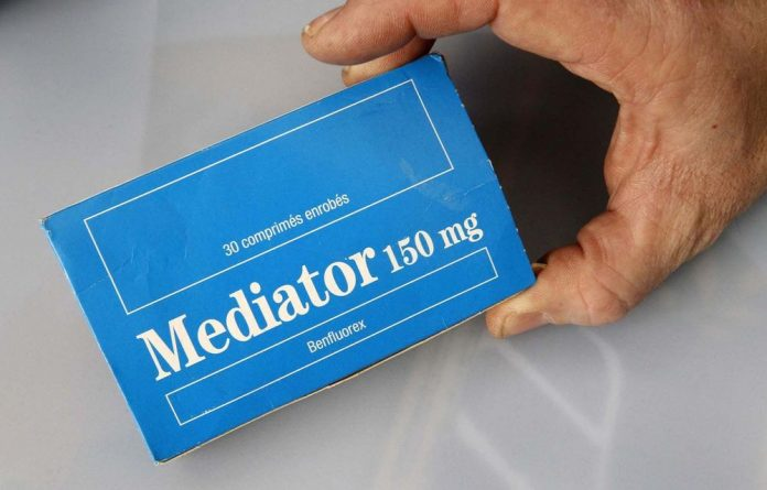 Prescription drug Mediator is believed to have killed 500 people in France before it was banned in November 2009.