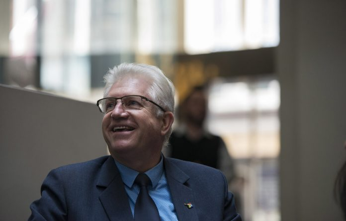 Alan Winde was competing against provincial leader Bonginkosi Madikizela and DA MP David Maynier for the post.