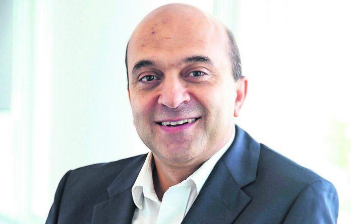Emad Sonbaty of Orange Business Services
