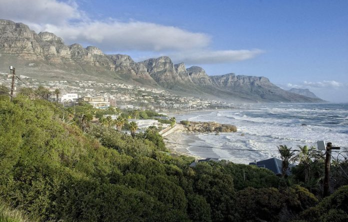 The most expensive suburb in Cape Town is Camps Bay. In that area house prices have gone up by 50% in five years.