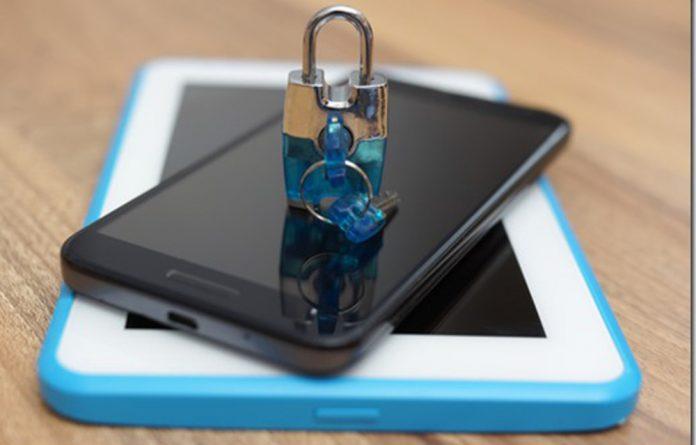 Encryption.