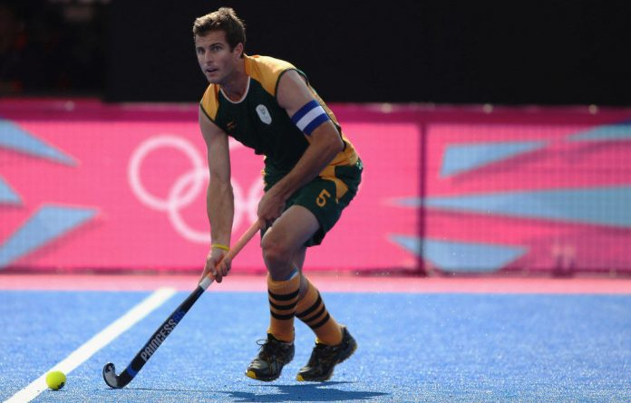 SA Hockey captain Austin Smith.