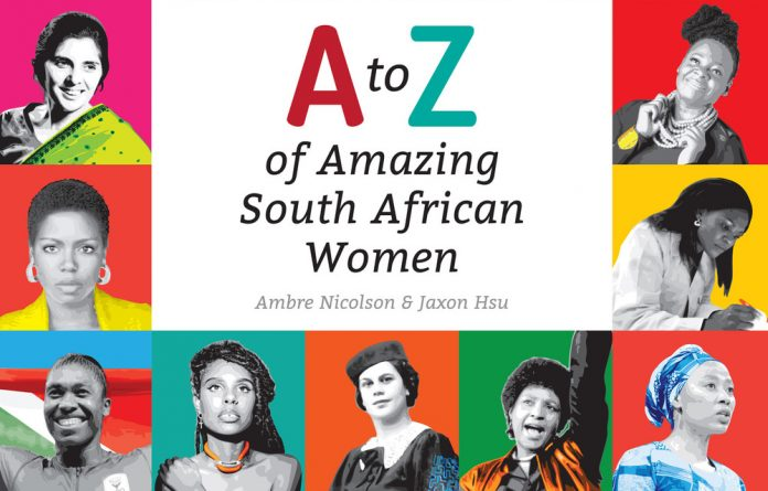A — Z of Amazing South African Women