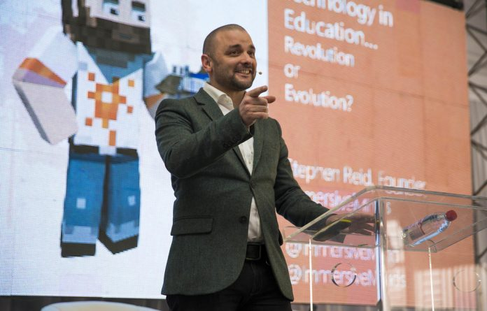 The education conference held at the Lyndhurst campus of the Future Nations School featured arts
