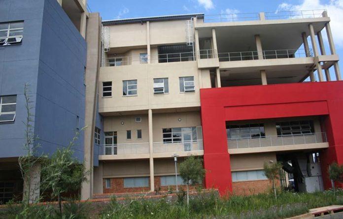 Bheki Mlangeni Hospital in Jabulani