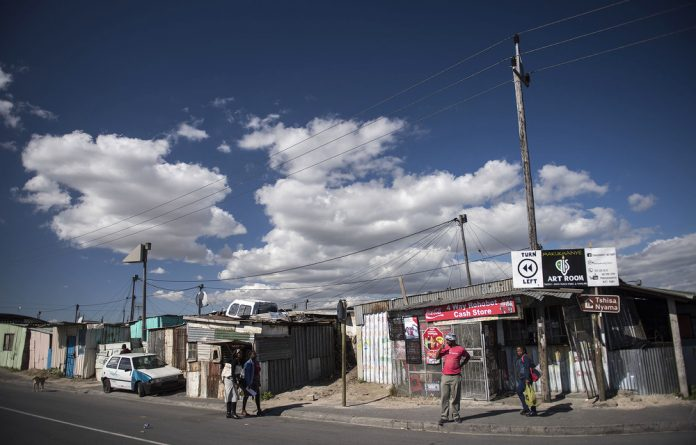 Shack Theatre: The Makukhanye Art Room in Khayelitsha transcends its humble surroundings to nurture the artistic aspirations of young people.
