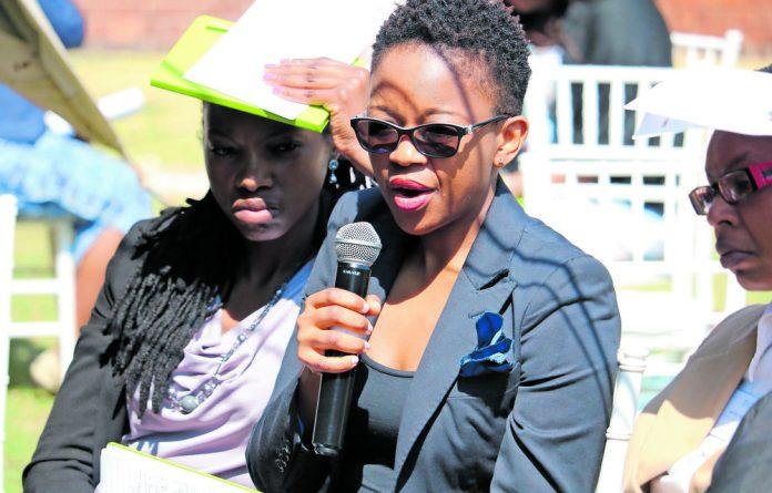 Refilwe Lesufi