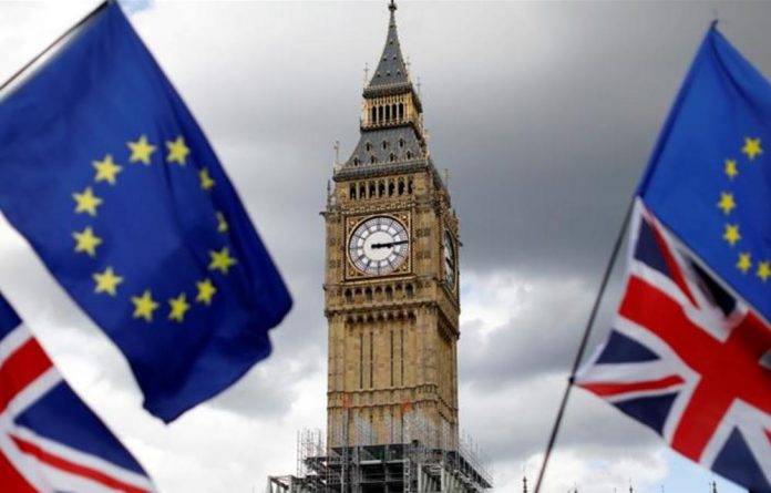 Britons voted in favour of leaving EU in a June 2016 referendum