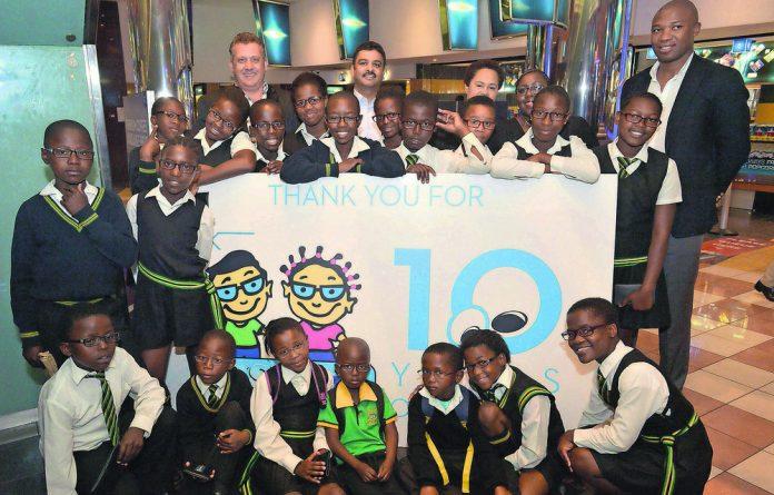 Mission Vision helps schoolchildren to read better